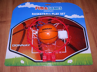 Donnay Basketball Play Set