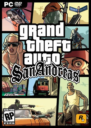 Descargar GTA: San Andreas [PC] [Full] [1-Link] [Español] [ISO] Gratis [MEGA]