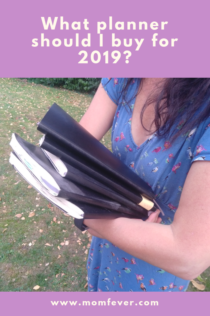 What planner should I buy for 2019