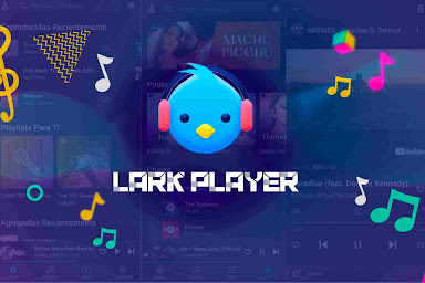 Music Player & MP3 Player - Lark Player Download
