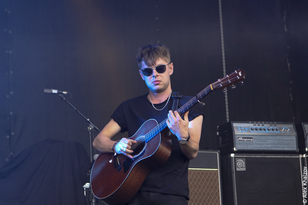 Seafret на Ahmad Tea Music Festival 2017