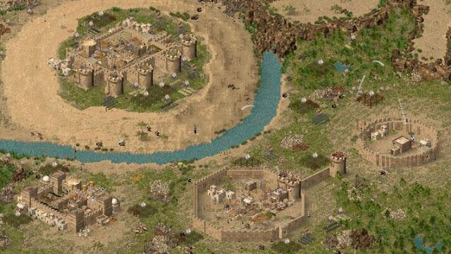مميزات لعبة صلاح الدين الأيوبى النسخة القديمة للكمبيوتر