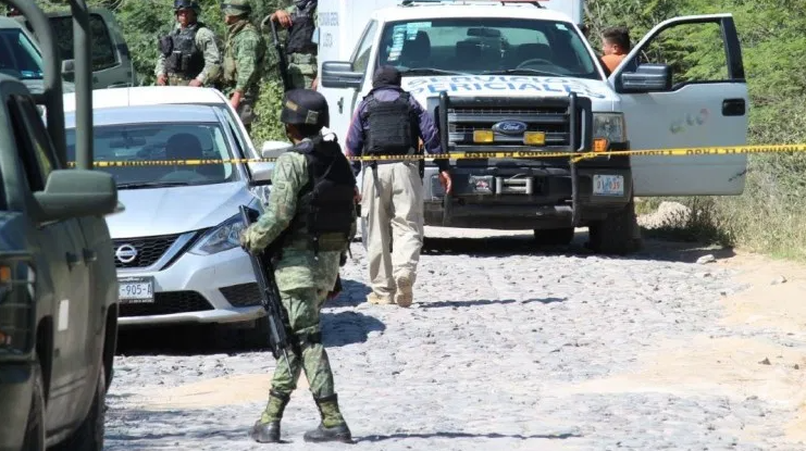 """Ataque de Sicarios de """"La Nueva Plaza"""" en León; Guanajuato deja 4 personas muertas"""