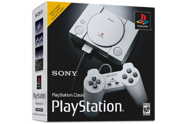 SONY launches PlayStation Classic mini console with 20 pre-loaded games