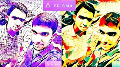 9- Prisma Photo Editor app