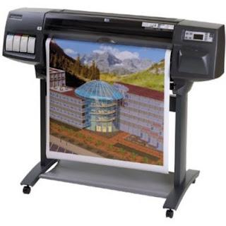 HP Designjet 1055CM Plus Printer Driver Download