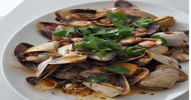 Stir Fried Chilli Clams Recipe