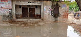सुस्त उठान, बारिश के बीच अव्यवस्थाओं से बाधित हैं गेंहू खरीद  | #NayaSaberaNetwork