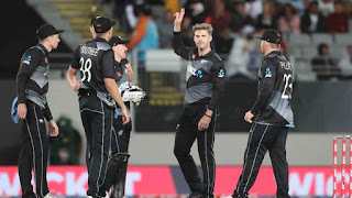 New Zealand vs West Indies 1st T20I 2020 Highlights