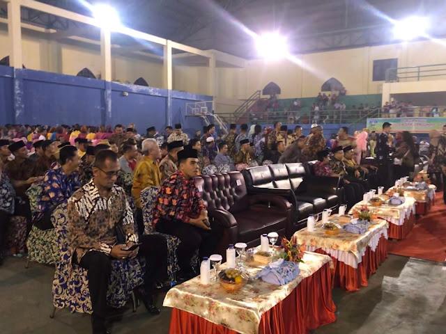 Kalapas Sarolangun menghadiri Pembukaan Sarolangun Expo ke 20