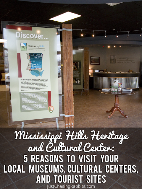 The Mississippi Hills Heritage and Cultural Center: 5 Reasons to Visit Local Museums, Cultural Centers, and Tourist Sites