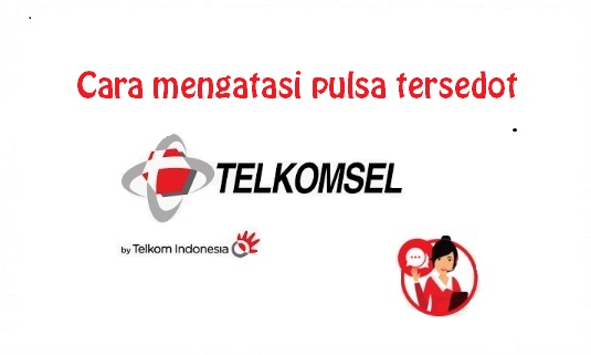 Cara mengatasi pulsa tersedot Telkomsel 2020