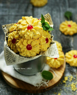 Ide Resep Kue Kering Mawar Poppy Seeds