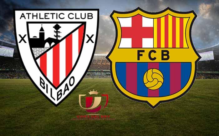 مشاهدة مباراة برشلونة وأتلتيك بيلباو اليوم بث مباشر فى كأس ملك اسبانيا