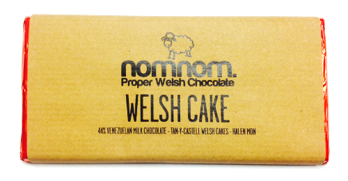 Nom Nom Welsh Cake Chocolate