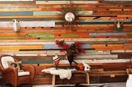 rumah kayu vintage