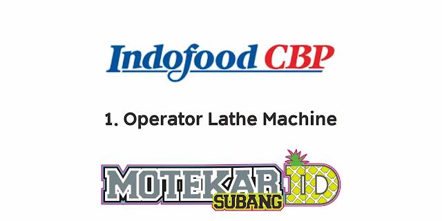 Info Lowongan Kerja PT Indofood CBP Sukses Makmur Tbk Maret 2021 - Motekar Subang