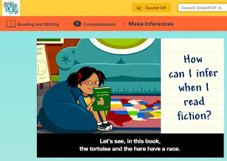 Making Inferences video- Activities and Lesson Ideas teaching students to make inferences