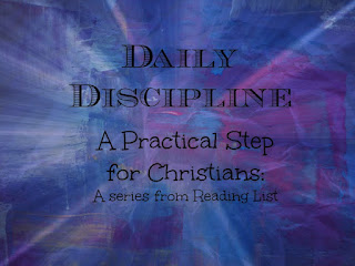 A practical step for christians
