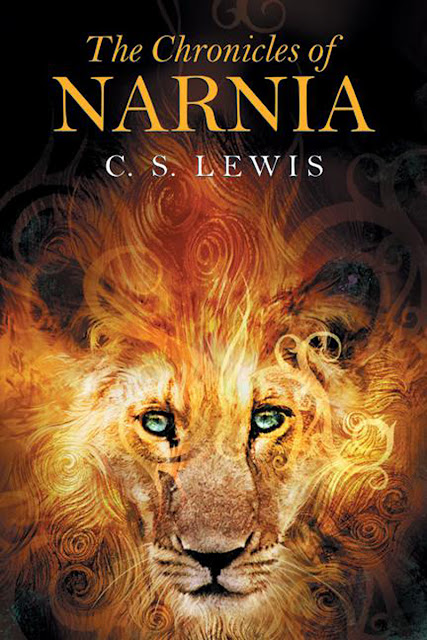 The Chronicles of Narnia by C.S. Lewis book cover