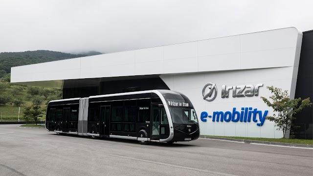 Rafael Sterling CEO del Grupo Irizar apuesta por un transporte de pasajeros más seguro y sostenible