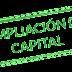 Ejercicios de ampliación de capital (EvAU) MADRID