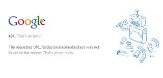 Mengatasi Eror 404 saat mengganti Domain