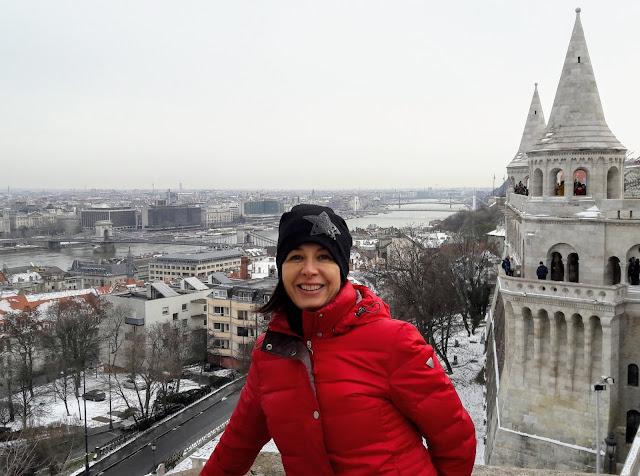 Onko Budapestissä tammikuussa lunta