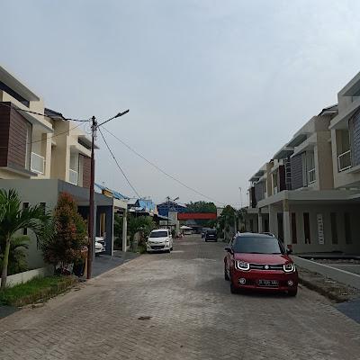 Row Komplek Villa Citra Mandiri Medan