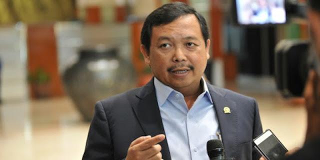 Herman Khaeron Heran Masyarakat Kesulitan Tapi Ibukota Baru Terus Digenjot