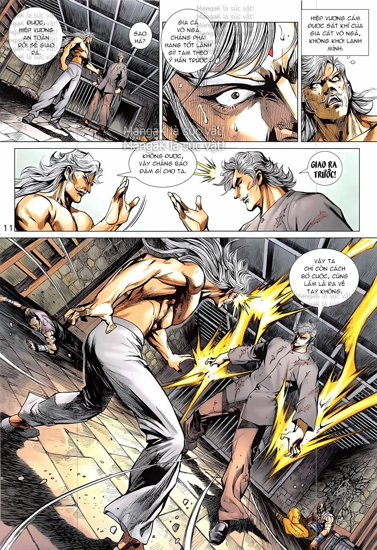 Tân Tác Long Hổ Môn Chap 824 page 11 - Truyentranhaz.net