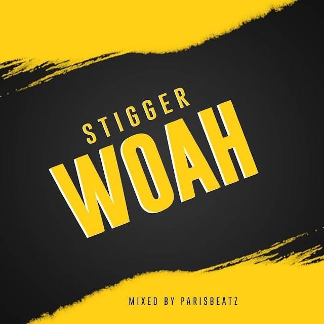 Stigger - Woah (Mixed By ParisBeatz)