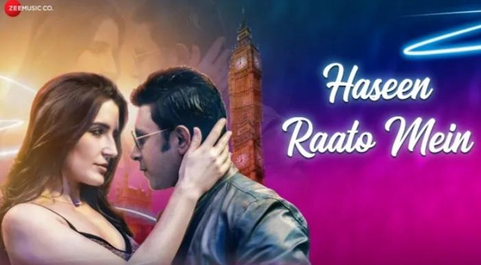 Haseen Raato Mein Lyrics-Anand Parmar-Daria 2020