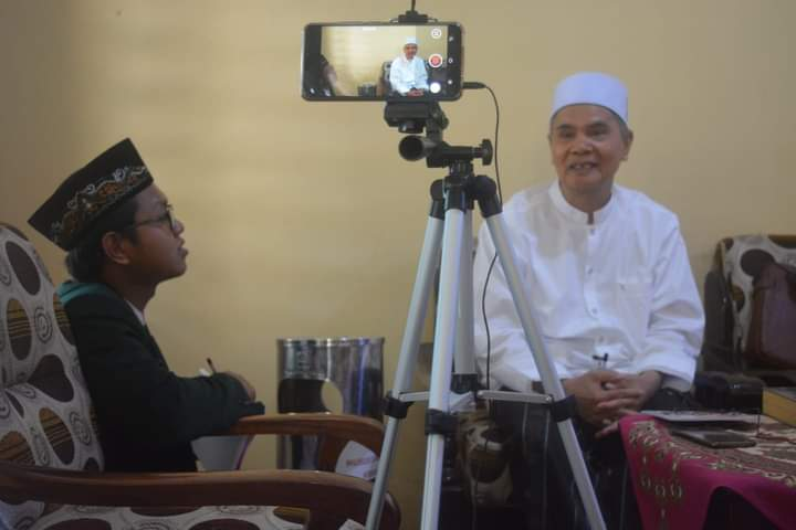 Selamat, Kiyai Afifuddin Muhajir Raih Gelar Doktor Hc Bidang Fiqh