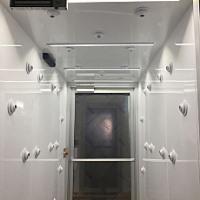 Đèn chiếu sáng Air shower