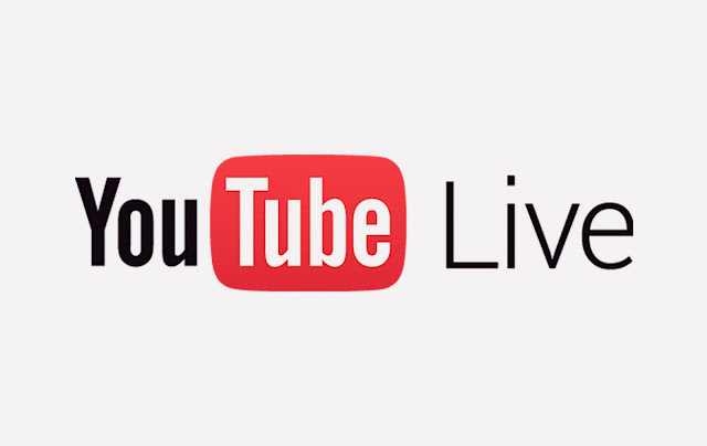 live no youtube