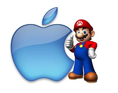 Nintendo se une junto a Apple para lanzar a su gran fomoso mario