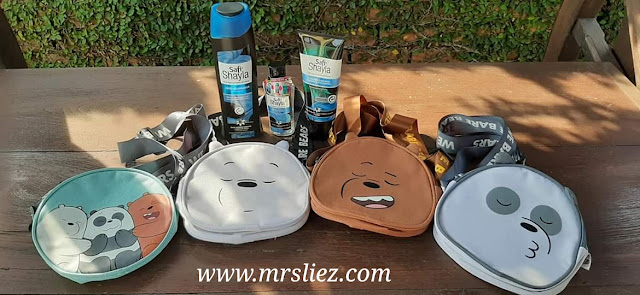 3 Langkah Mudah Kawal Kelemumur Dengan Syampu SAFI Shayla Anti Kelumumur