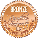 Cheerage Fearage Awarded by Readers Favorite