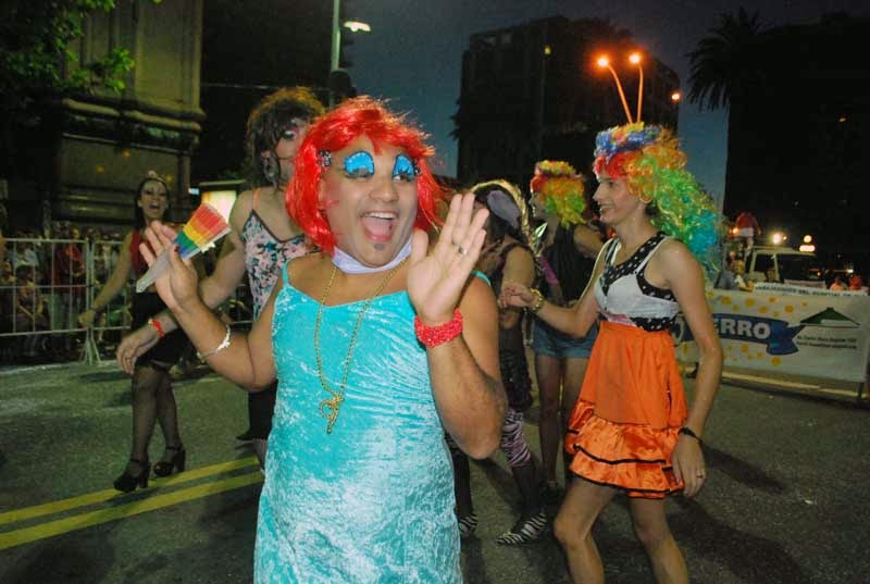 Desfile Inaugural del Carnaval. 2015. Choby's.