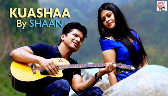 Kuashaa Lyrics by Shaan