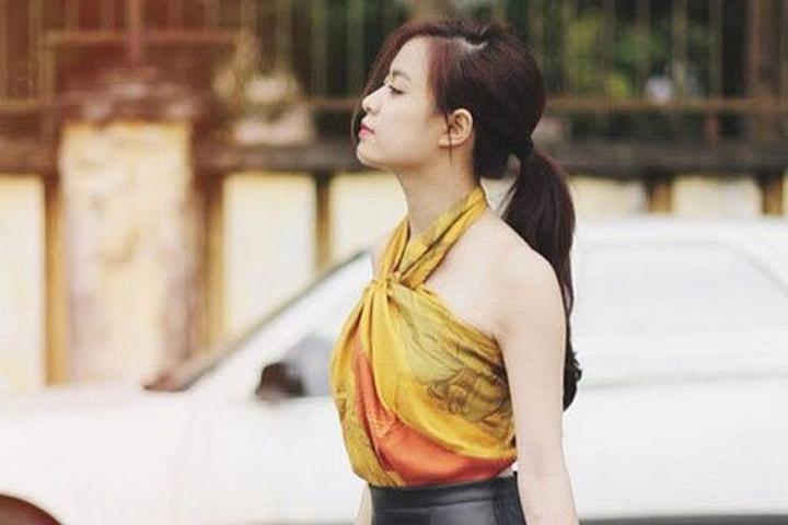 Các kiểu áo yếm cách điệu cho cô nàng thêm xinh đẹp, quyến rũ