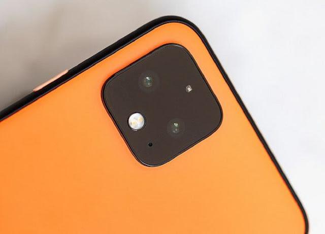 Pixel 4 XL Review Camera