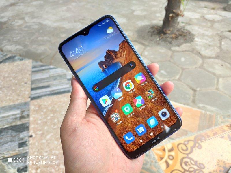 Performa Xiaomi Redmi 8A