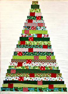 christmas tree farm wall hanging 18 x 44 free pattern by jean smith and sue pickering at windham fabrics pdf download