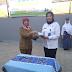 Upacara Bendera & penandatanganan MoU Oleh Ibu Mudawaroh Kepala BNN Kota Batu Dengan SMK Islam Batu