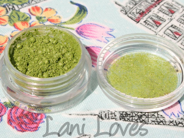 A Fyrinnae A Day: Oh, My Stars! Swatches & Review