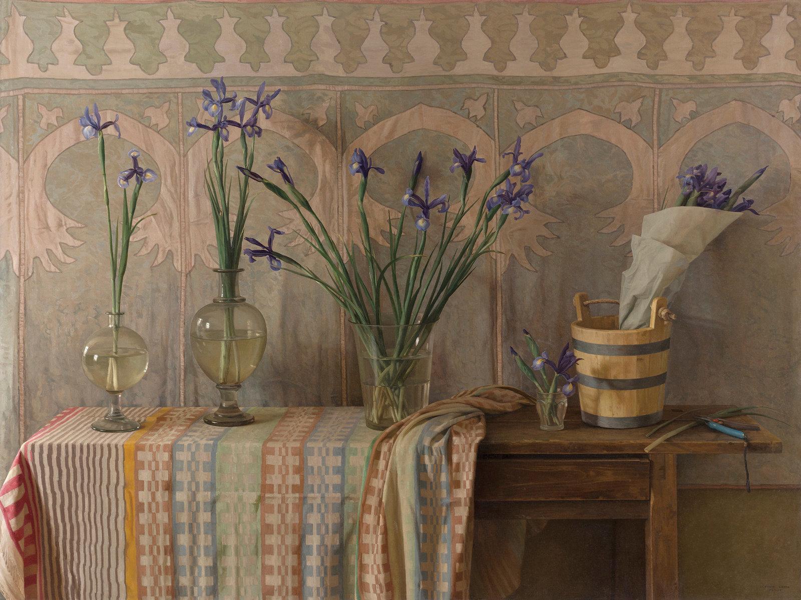 Claudio  ravo Camus Irises