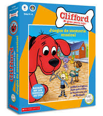 Clifford Juego de Memoria Musical