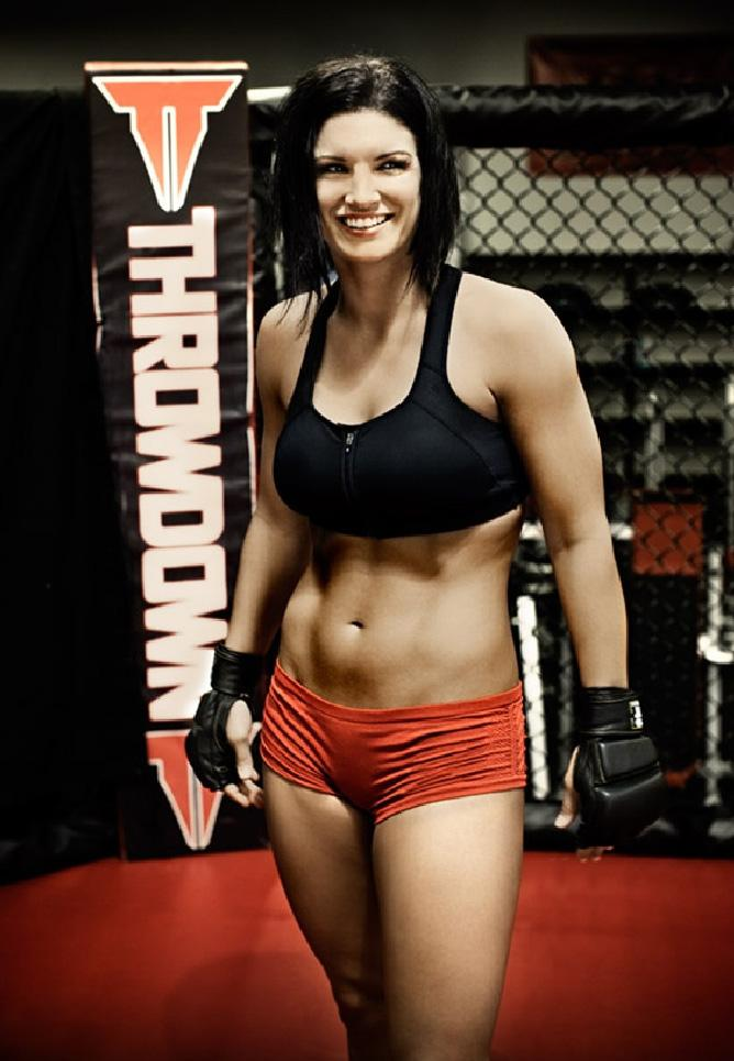 The Hottest Women MMA Fighters